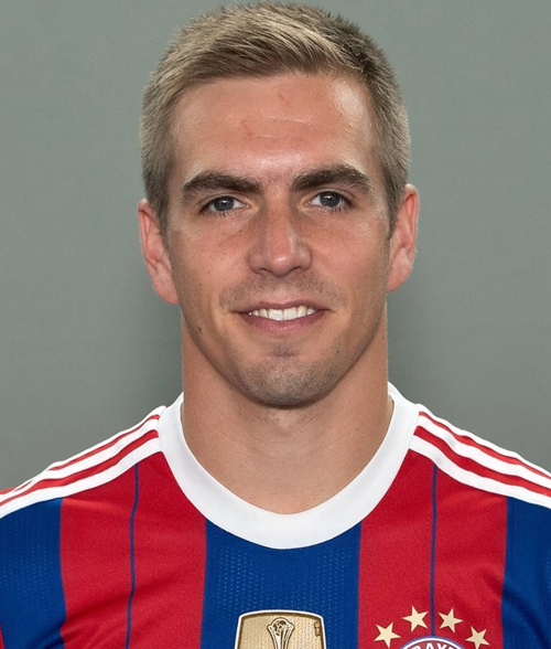 Philipp Lahm earned a 14 million dollar salary - leaving the net worth at 100 million in 2018